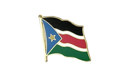Southern Sudan - Flag Lapel Pin