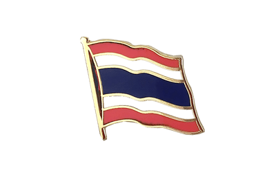 Thailand Flag Lapel Pin