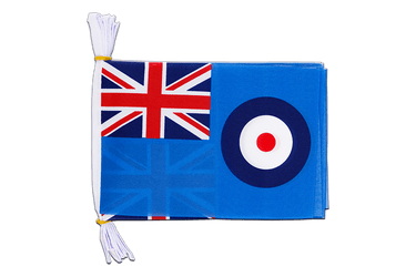 "Great Britain Royal Airforce  Bunting 6x9"", 3 m"