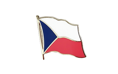 Czech Republic Flag Lapel Pin