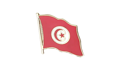 Tunisia Flag Lapel Pin