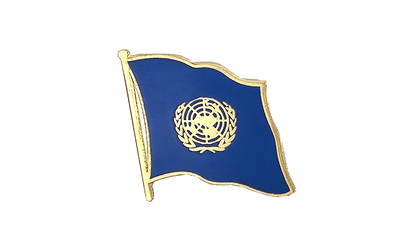 UNO Flag Lapel Pin