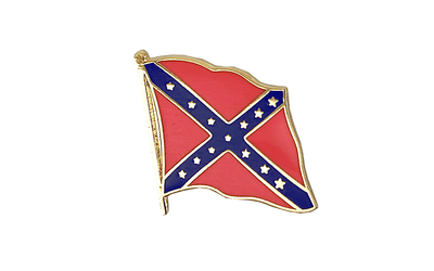USA Southern United States Flag Lapel Pin