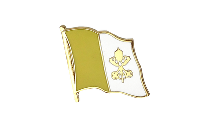Vatican Flag Lapel Pin