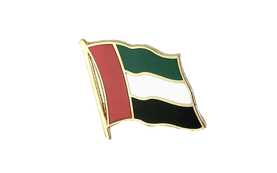 United Arab Emirates - Flag Lapel Pin