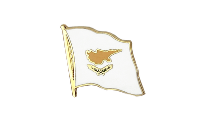 Cyprus - Flag Lapel Pin
