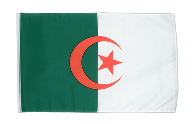 Algeria - 12x18 in Flag