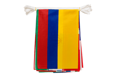 WC 2018 Large Bunting 18x12""