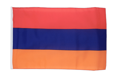 Armenia - 12x18 in Flag