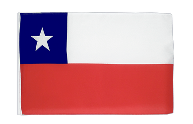 Chile 12x18 in Flag