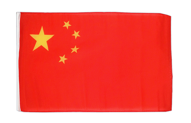 China 12x18 in Flag