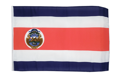 Costa Rica 12x18 in Flag