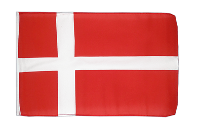 Denmark 12x18 in Flag