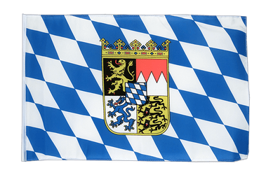 Bavaria with crest 12x18 in Flag