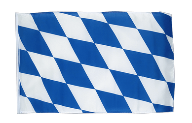 Bavaria without crest 12x18 in Flag