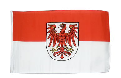 Brandenburg 12x18 in Flag