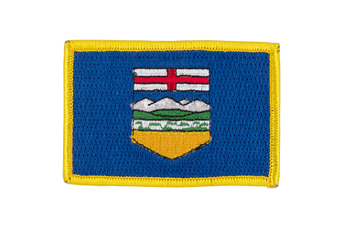Alberta Flag Patch