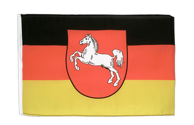 Lower Saxony 12x18 in Flag