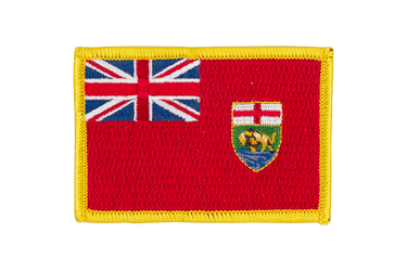 Manitoba Flag Patch