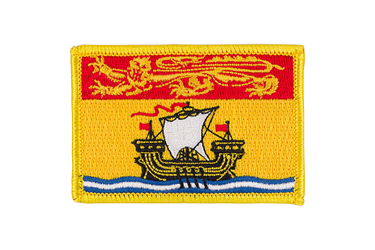 New Brunswick Flag Patch