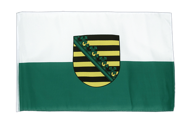 Saxony 12x18 in Flag