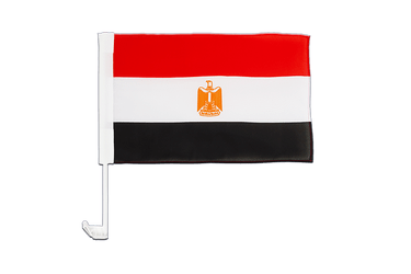 Egypt - Car Flag 12x16""