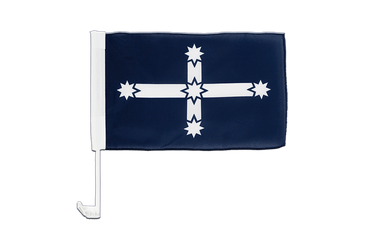 Eureka 1854 Car Flag 12x16""
