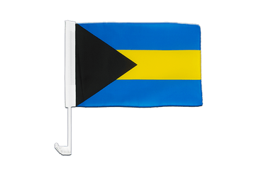 Bahamas Car Flag 12x16""