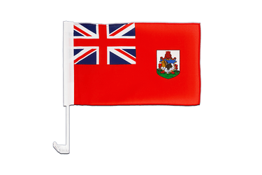 Bermuda - Car Flag 12x16""
