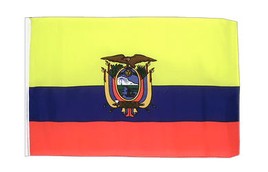 Ecuador 12x18 in Flag