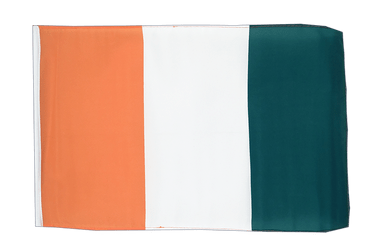 Ivory Coast 12x18 in Flag