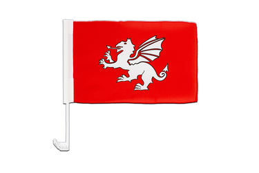 Pendragon new Car Flag 12x16""