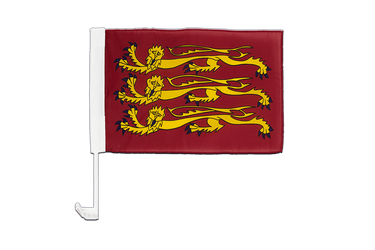 Richard Lionheart Car Flag 12x16""