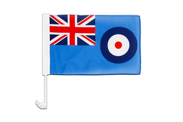 Drapeau de voiture Royal Airforce 30 x 40 cm