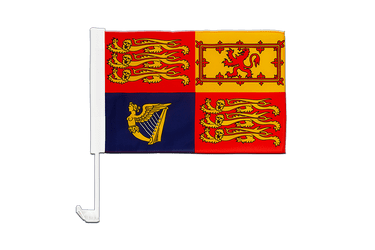 Great Britain Royal - Car Flag 12x16""