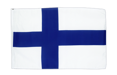 Finland 12x18 in Flag