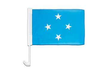 Micronesia - Car Flag 12x16""