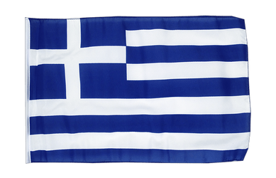 Greece 12x18 in Flag