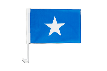 Somalia - Car Flag 12x16""