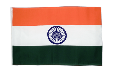 India - 12x18 in Flag