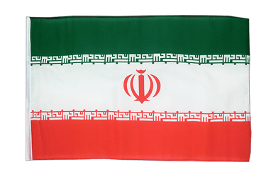 Iran 12x18 in Flag