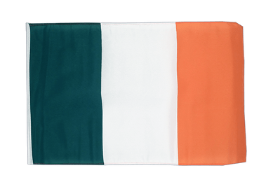 Ireland - 12x18 in Flag