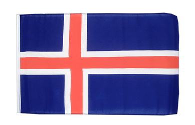 Iceland 12x18 in Flag