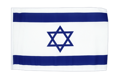 Israel 12x18 in Flag