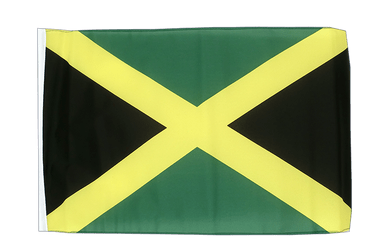 Jamaica 12x18 in Flag