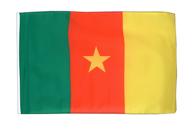 Cameroon 12x18 in Flag