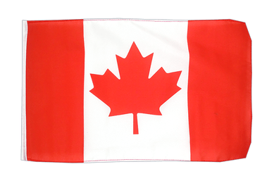 Canada 12x18 in Flag