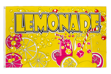 Lemonade 3x5 ft Flag