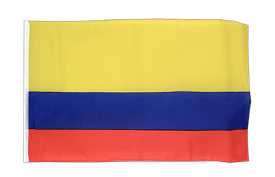 Colombia 12x18 in Flag
