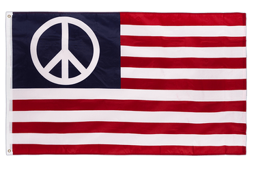 USA PEACE 3x5 ft Flag